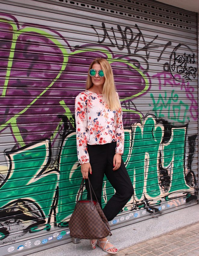 BARCELONA OUTFIT